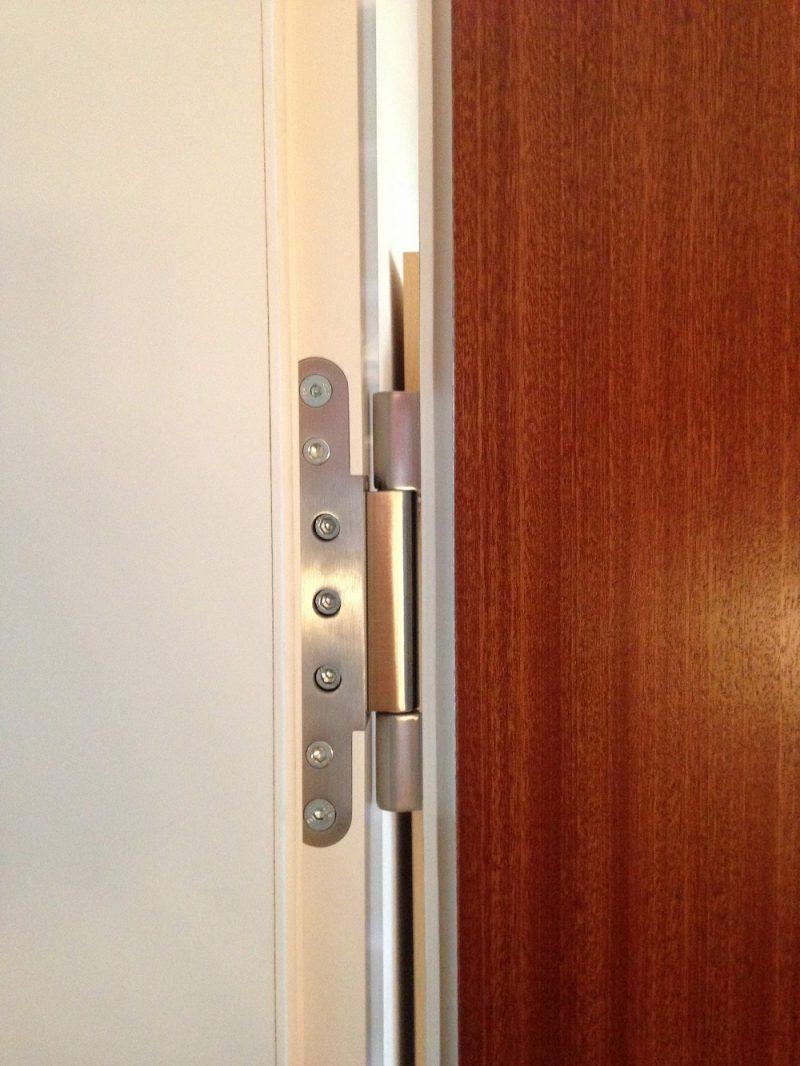 Wohungseingangtüre mit Edelstahl Bändern mit CE Zertifizierung